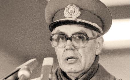 """Interviu cu fostul general Nicolae Militaru: """"Nu s-a pus problema de luptă împotriva comunismului, ci a ceauşismului"""" (Partea a II-a) - AUDIO"""