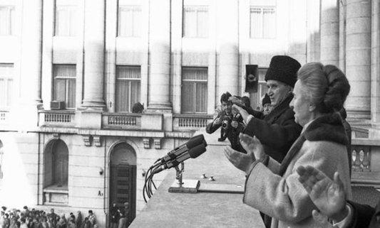 Revoluţia şi teoriile conspiraţiei. Ceauşescu, fost KGB-ist, ar fi fost influenţat telepatic să ţină mitingul din 21 decembrie (Partea a IV-a) | VIDEO