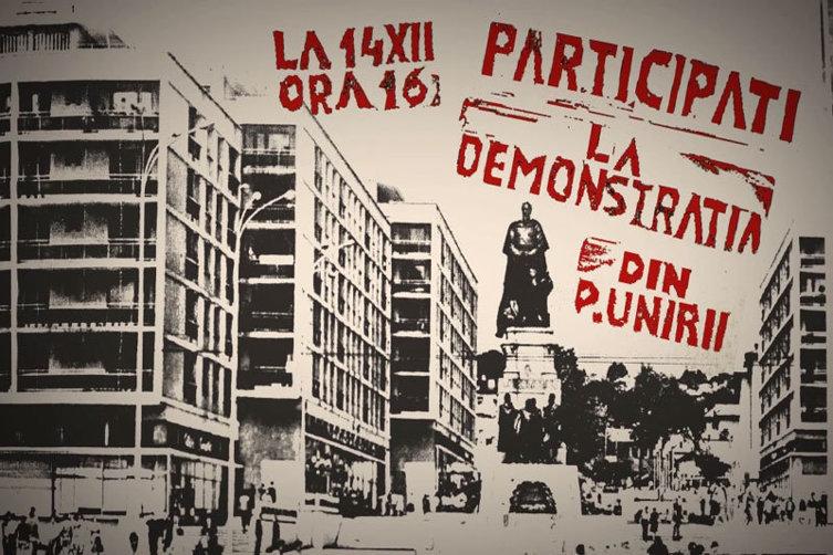 14 decembrie 1989: A început sau nu Revoluţia la Iaşi? | VIDEO