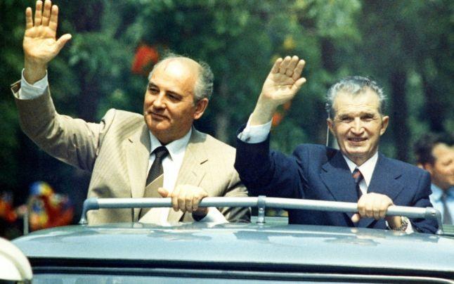 Ultima întâlnire Ceauşescu-Gorbaciov. Hurezeanu: PCR a mai avut o şansă să îl îndepărteze pe Ceauşescu, în noiembrie 1989 | VIDEO