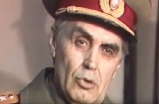 """Nicolae Militaru: """"Stănculescu era un fel de om de casă al lui Ceauşescu, cu legături foarte strînse cu Securitatea"""" (Partea a IV-a) - AUDIO"""