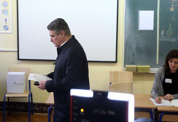 Former social-democratic prime-minister, Zoran Milanovic, take Croatia's helm again. Now as president