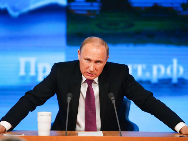 What happens in Moscow is good both for Putin and Russia (?)