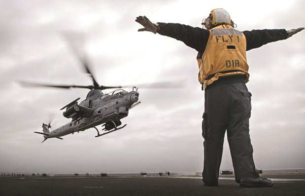 MAS Talks / Andrea Bryan (Bell Flight) : România şi-a manifestat interesul pentru familia Bell H1 - Bell AH-1Z Viper şi UH-1Y Venom - VIDEO