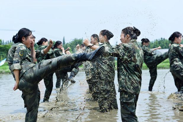 A new entry: China's mercenaries