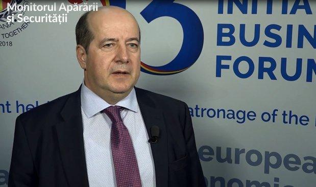 INTERVIU Sorin Ducaru: În domeniul cibernetic nu există frontiere geografice care pot proteja