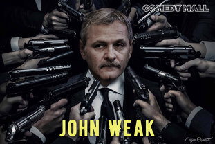 Şi americanii fac mişto de Dragnea. Daddy, erou de parodie - John Weak and The Game of Trolls