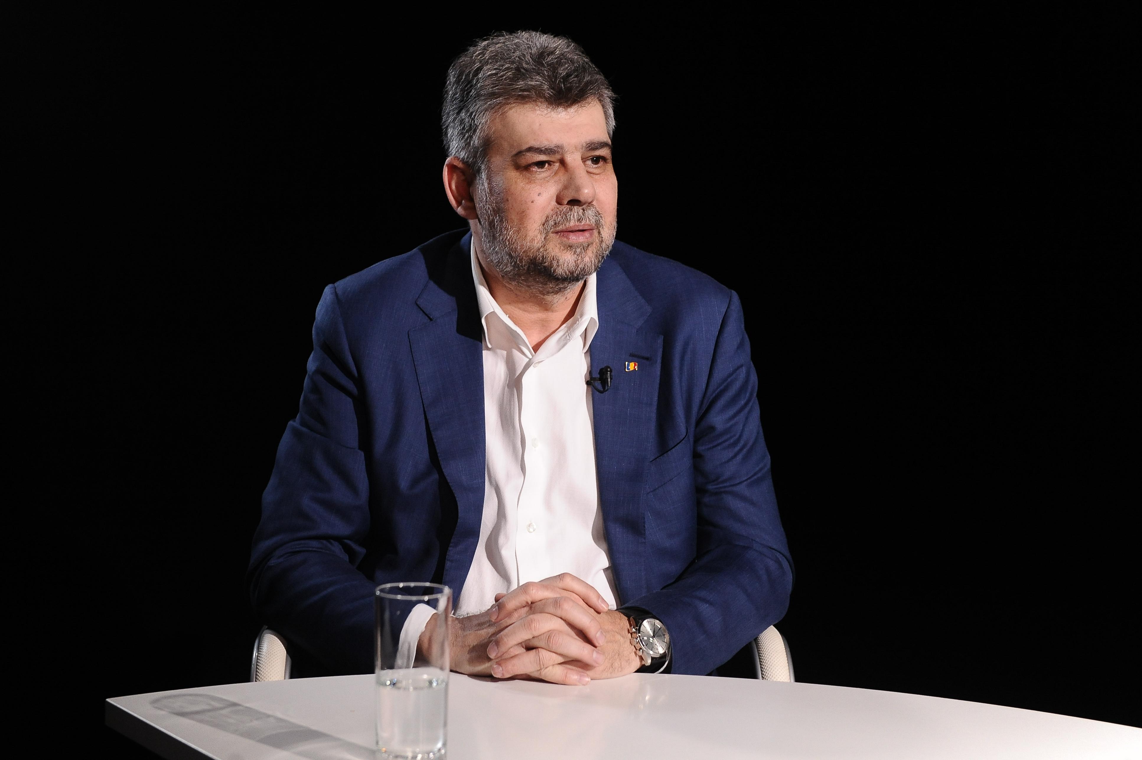"""Exclusiv, la Gândurile lui Cristoiu   Ciolacu sesizează CCR după ce Iohannis l-a propus din nou pe Orban premier. """"A ales o variantă prelungită de criză""""/ Cum joacă PSD la învestirea Guvernului Orban II"""