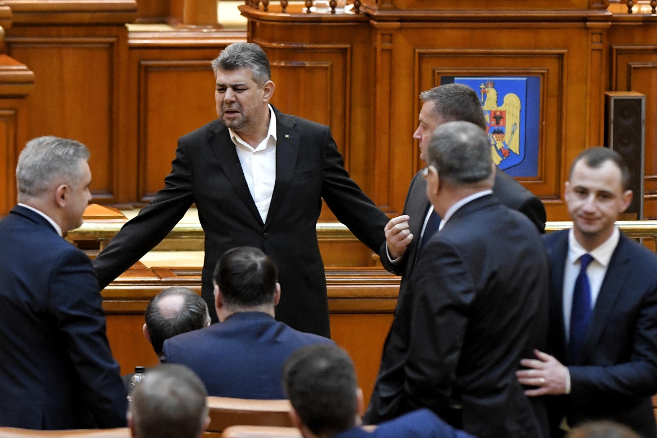 Ultima reuniune înainte de votul pentru Guvernul Orban 2. Soarta anticipatelor depinde de CEX al PSD