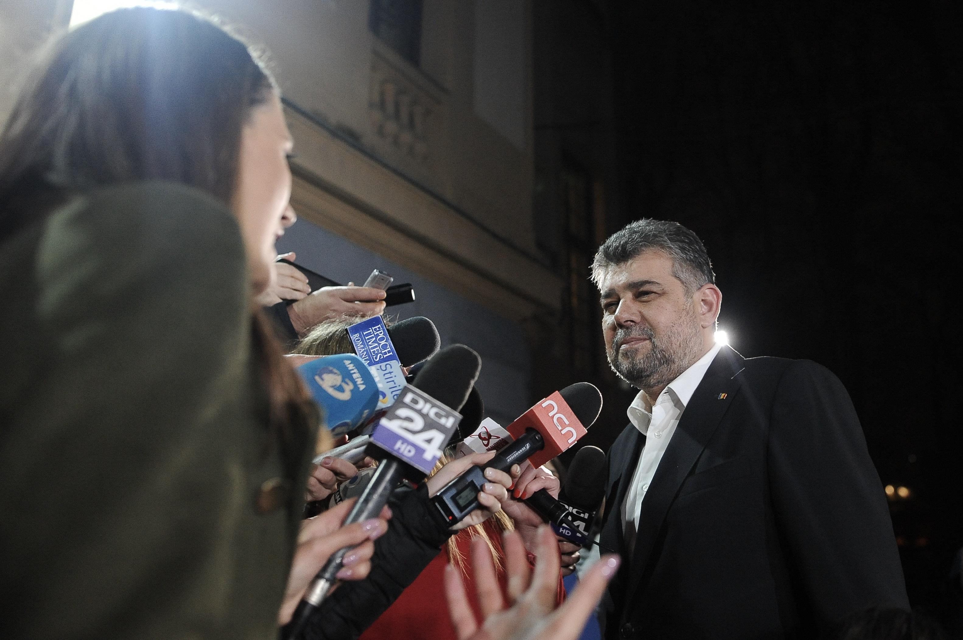 SURSE: PSD merge pe strategia blocării anticipatelor. CEx al PSD a stabilit să boicoteze învestirea Guvernului Orban 2