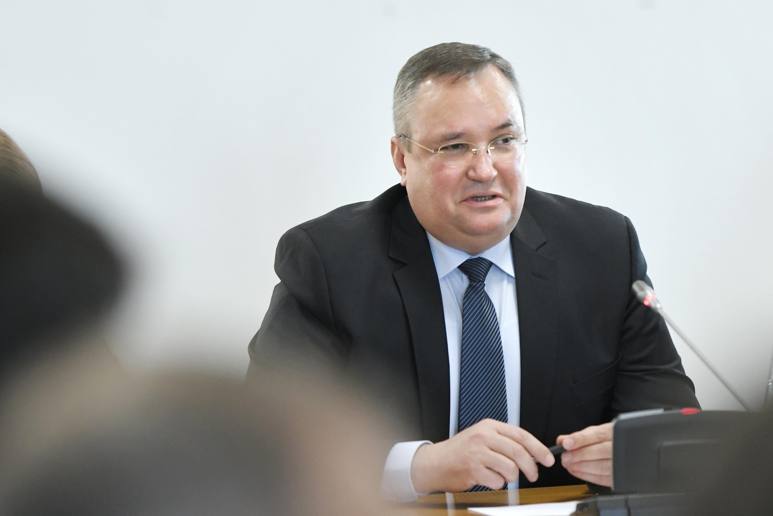 Varianta avansării lui Nicolae Ciucă, ministrul Apărării, ca prim-ministru în locul lui Orban. PSD anunţă că e posibil să-l voteze