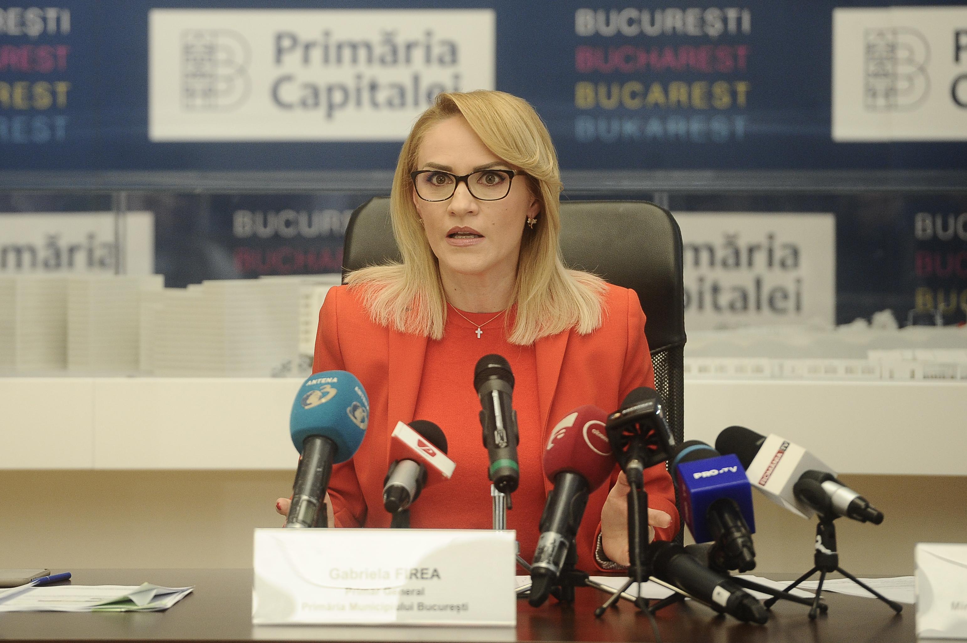 Cine nu respectă restricţiile în Bucureşti plăteşte cu funcţia. Măsuri sporite în Capitală în contextul coronavirusului. Firea ameninţă cu demiteri