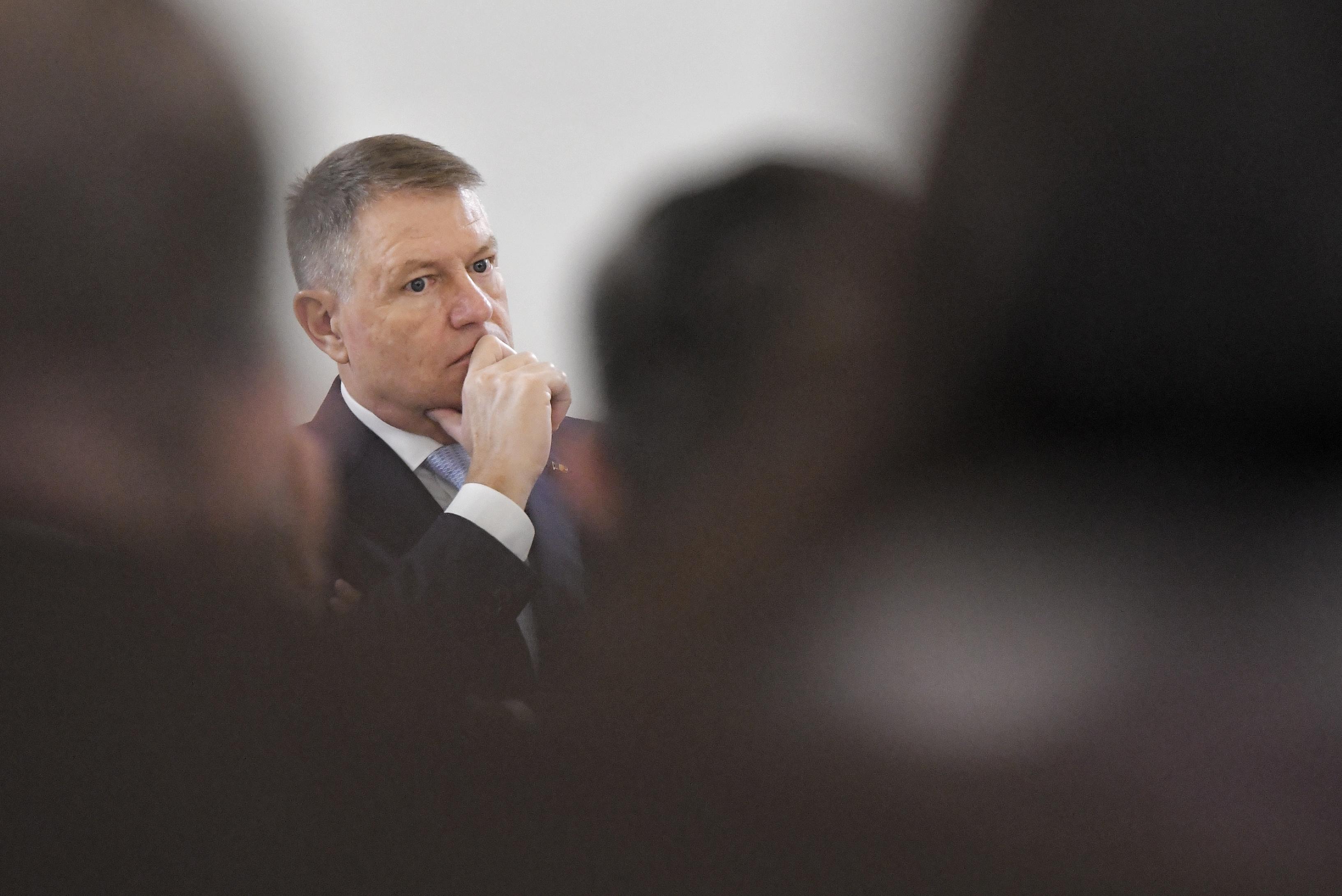 Iohannis a convocat, miercuri, şedinţa CSAT, în contextul coronavirusului