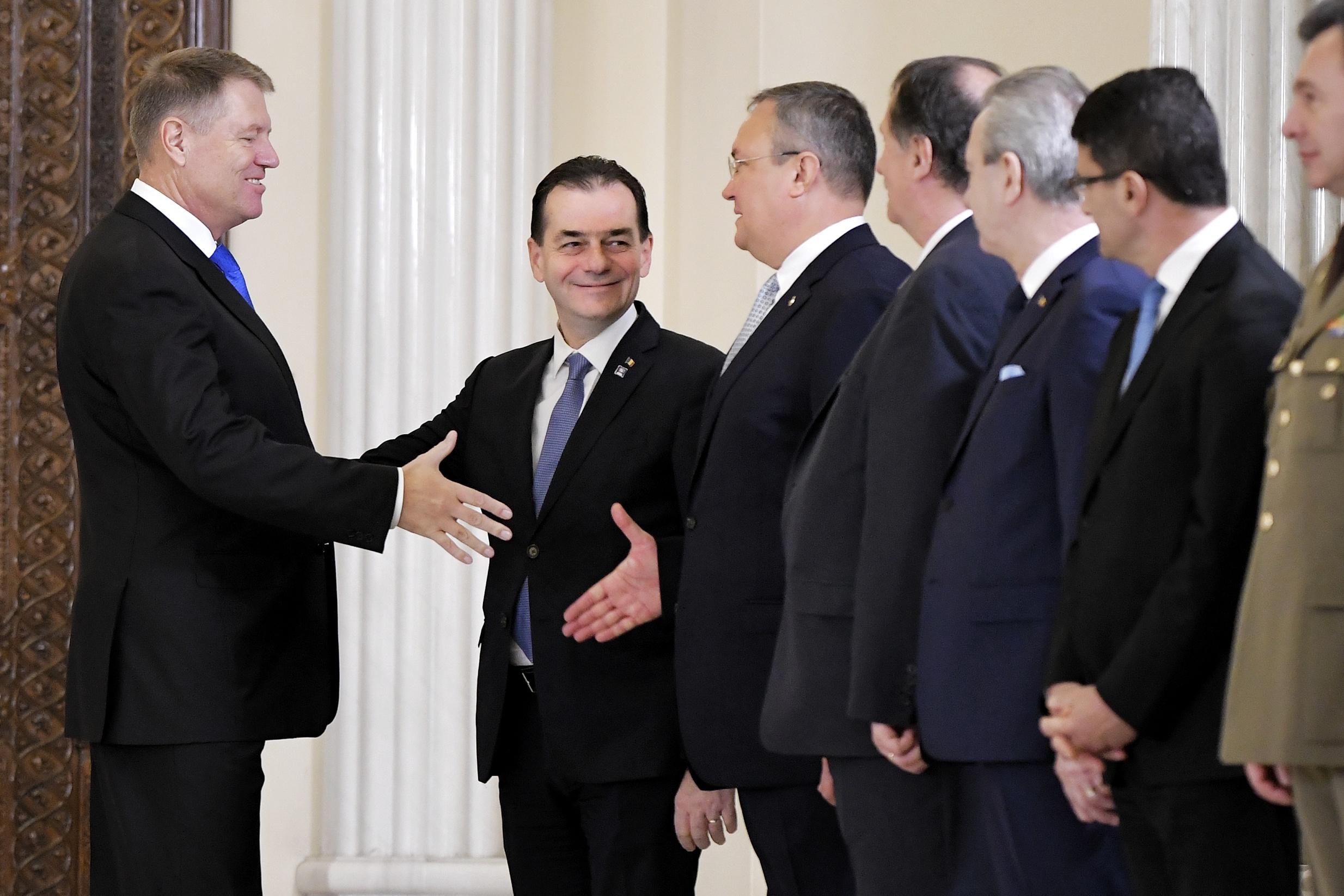 Klaus Iohannis îl va nominaliza tot pe Ludovic Orban premier - surse