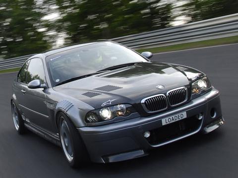 BMW M3 CSL spulberă recordul de la Nurburgring
