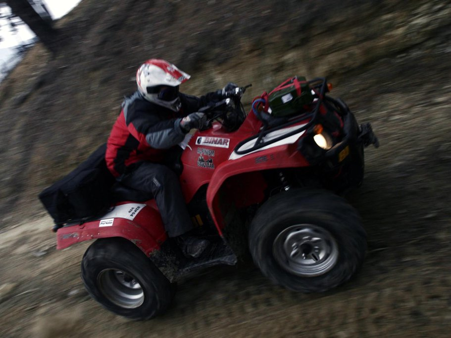 Off-road Câmpulung – 30 nov. 2007