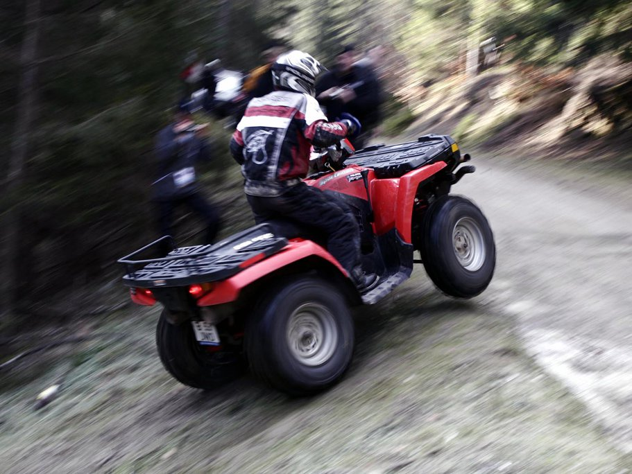 Off-road Câmpulung – 1 dec. 2007