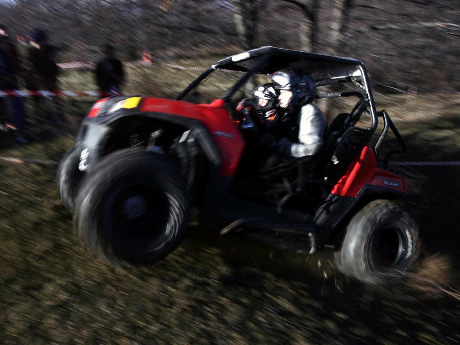 Off-road Câmpulung – 2 dec. 2007