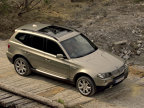 bmw x3 facelift paris 2006