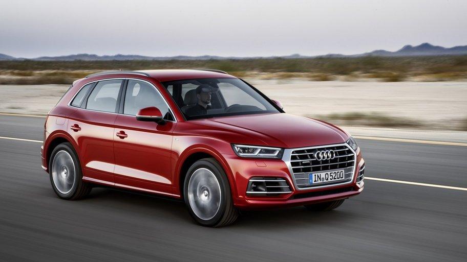 Imagini Forza Audi După Noul Q5 Rs Ul Galerie Foto