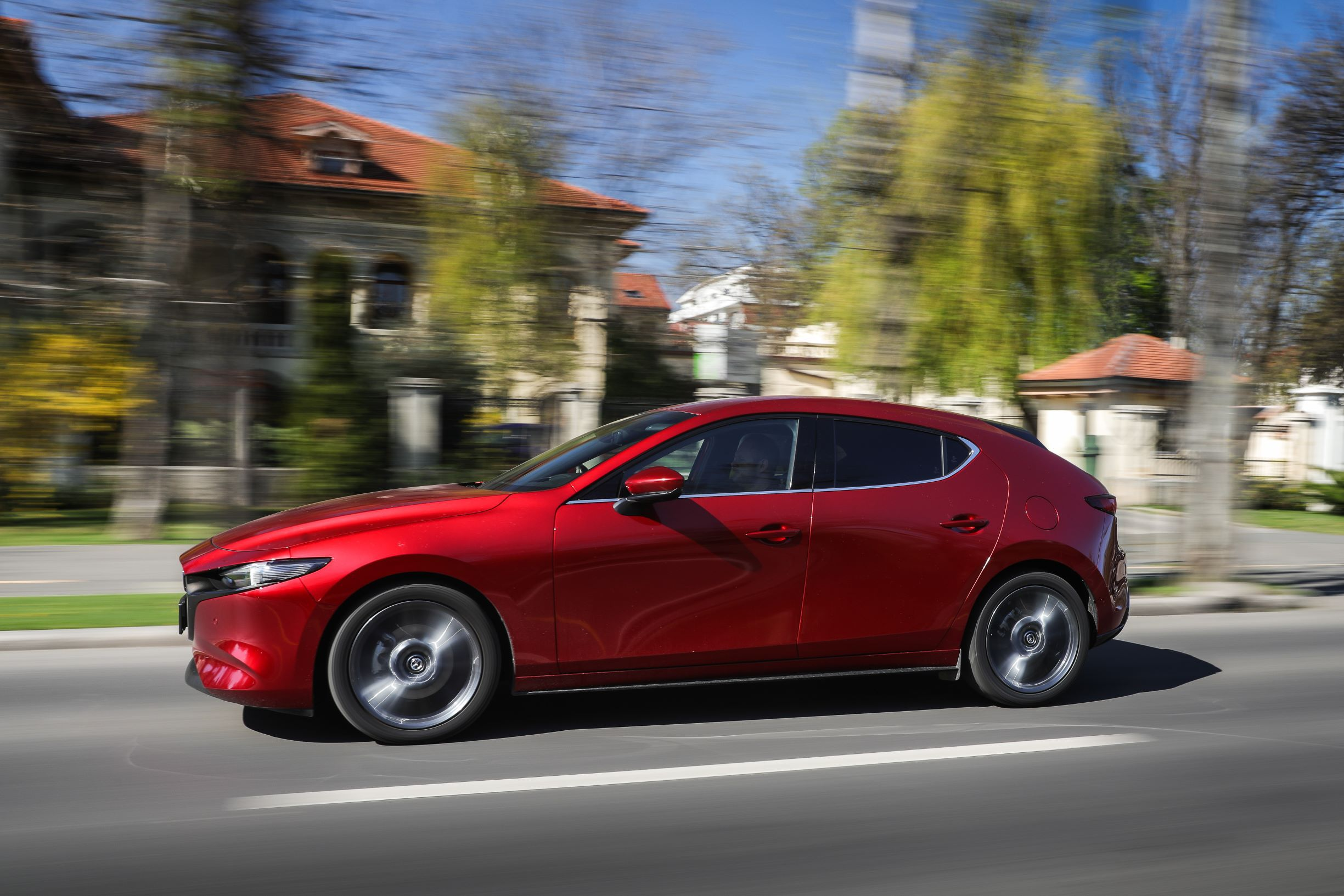 New Engine Cost >> The New Mazda3 With The Revolutionary Skyactiv X Engine Was Launched