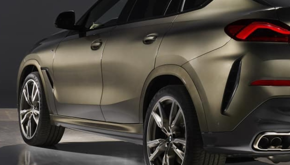 First Photos With The New Bmw X6 The Images Escaped On The