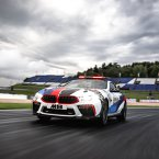 Galerie foto: Noul BMW M8 MotoGP Safety Car face legea pe circuit