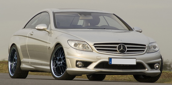 Vath Mercedes-Benz CL65 AMG