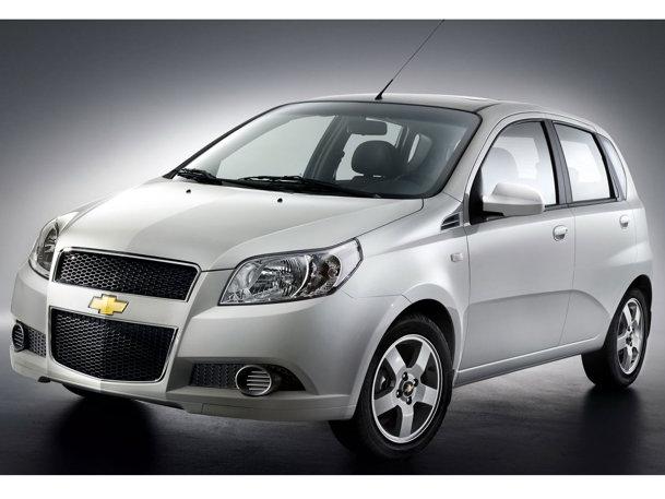 Noul Chevrolet Aveo Vine N Luna Aprilie