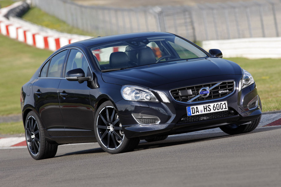 Tuning Volvo S60 by Heico