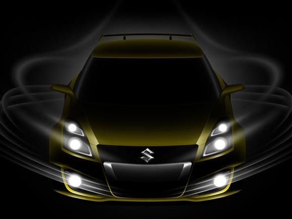 Preview Geneva 2011: Suzuki Swift S-Concept