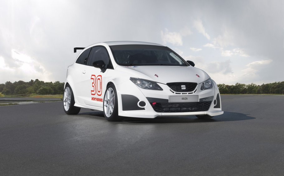 SEAT Ibiza SC Trophy la Worthersee