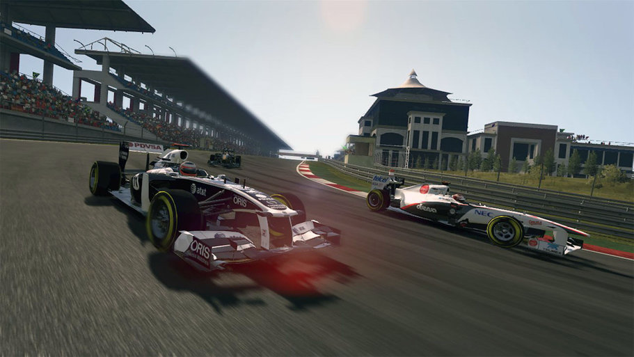 VIDEO: F1 2011 de la Codemasters