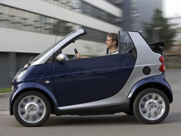 Smart Fortwo - electric
