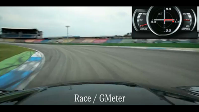 Performance Media AMG testat pe un Mercedes-Benz SLS AMG pe circuit!