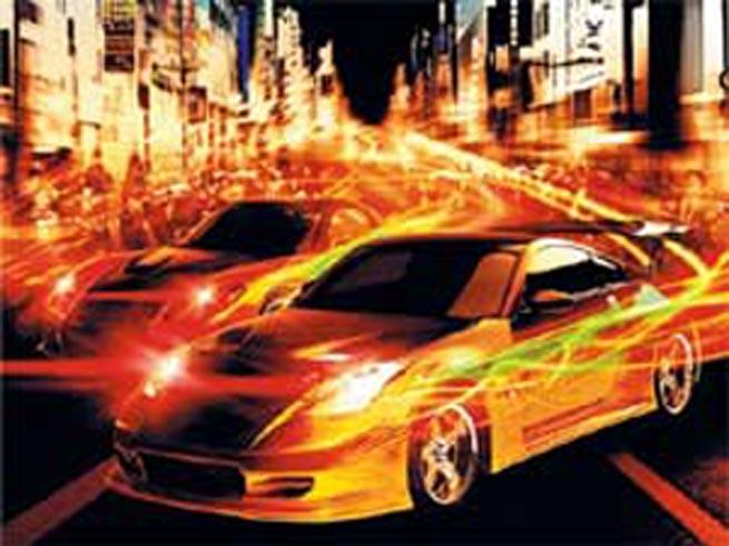 Imagini - The Fast & The Furious 4