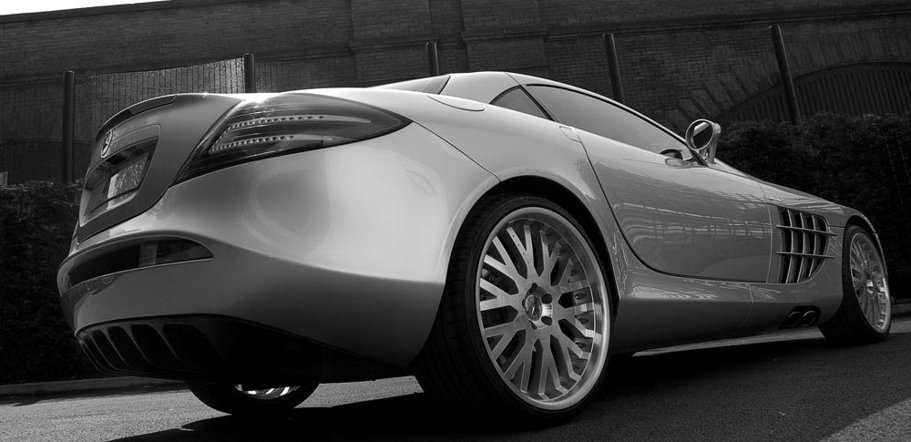 Mercedes SLR by Project Kahn