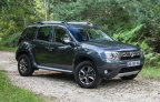 Dacia Duster facelift: mai robust şi mai dotat. UPDATE FOTO-VIDEO!