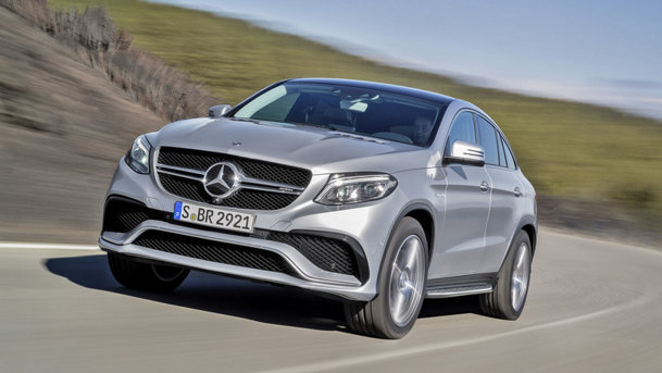 Mercedes-AMG GLE63 Coupe, dezvăluit (VIDEO). UPDATE