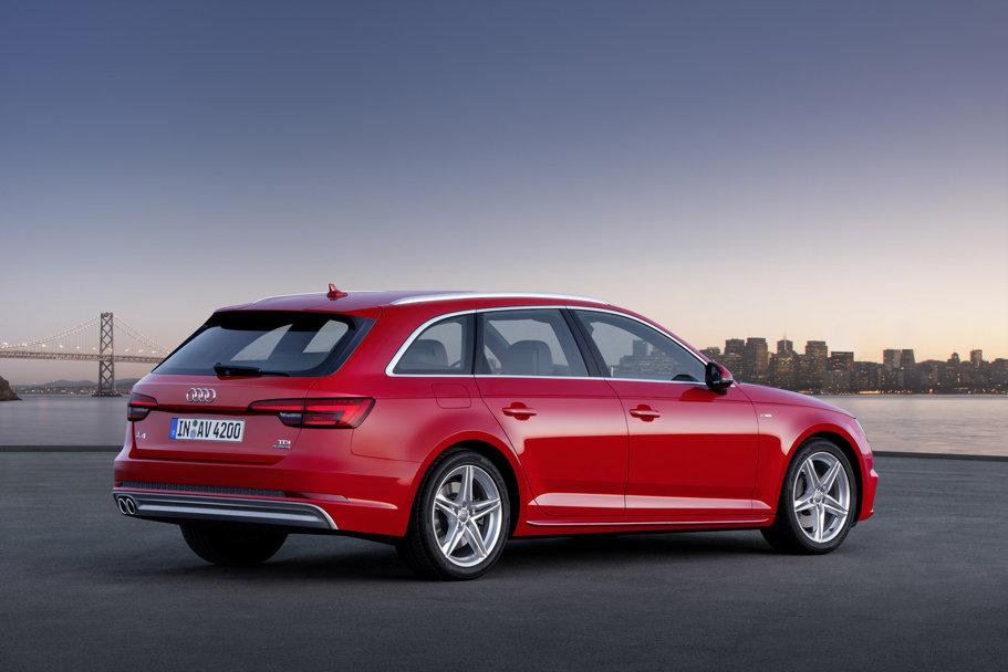 Videoclipuri Noul Audi A4 2015 Informaţii şi Imagini