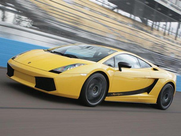 Lamborghini Gallardo Superleggera Cel Mai Dinamic