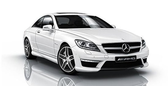 Mercedes CL AMG