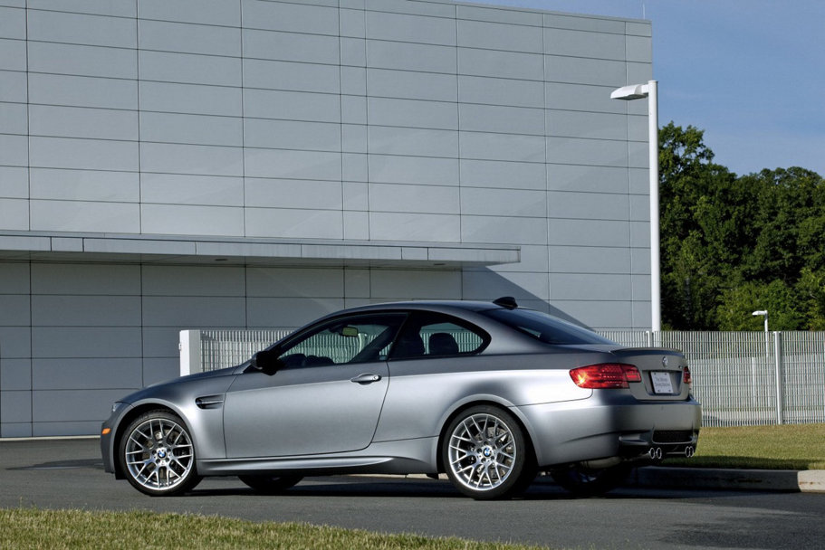 BMW M3 Frozen Grey Special Edition