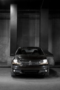 Dodge Avenger facelift 2011