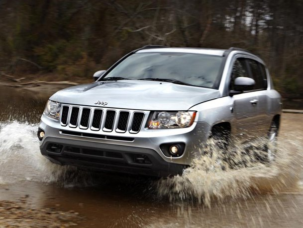 Jeep Compass - facelift 2011