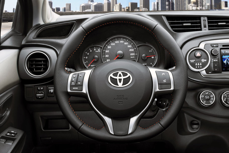 Exclusiv Toyota Yaris - Touch & Feel Session