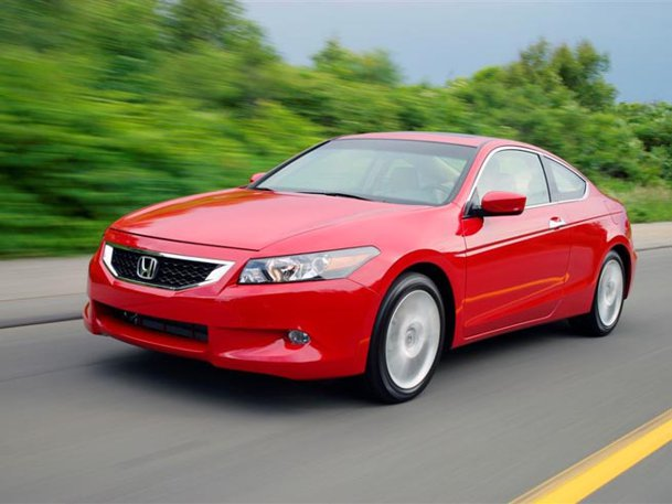 Honda Accord 2008 USA - galerie foto-video