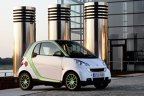 Locul 1: Smart ForTwo electric drive