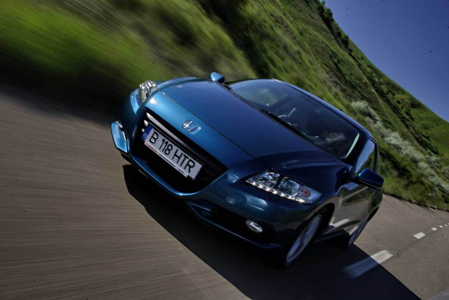 Honda CR-Z - test in RO
