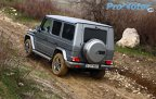 Test offroad: Mercedes G350. THE ONE AND ONLY